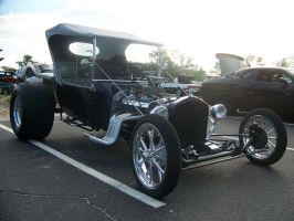 Hot Rod Roadster by PhotoDrive