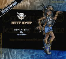 MH - Betty Ho-Tep by HotaruThodt