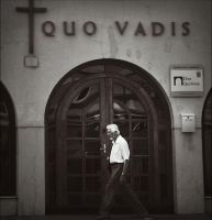 Quo Vadis by iNeedChemicalX