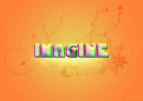 IMAGINE by grenouille-enchantee