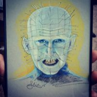 Pinhead by JimmyChang83