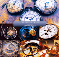Clocks Stocks Pack by AnyManson
