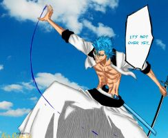 Grimmjow Jaegerjaques by Kiiro-Chan21