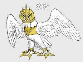 Glivus for Livy by x-EBee-x