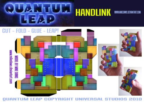 Quantum Leap - Handlink by mikedaws