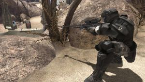 ODST SRS 99D AM by antonioguster