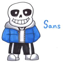 Sans. by YouCanDrawIt