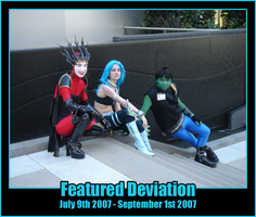 ReBoot Cosplay by rebootclub