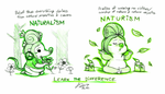 Naturalism and *Naturism by Jusu-Tengu