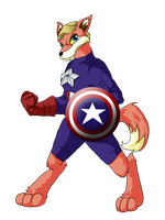 Neovengers - Captain America by Art--Surgery