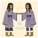 LOK Book2 Northern water tribe twins. by freestarisis