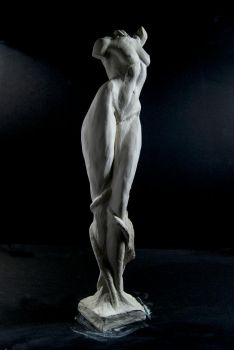 Aella in  Plaster by MHodges