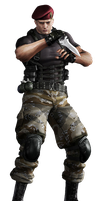 Jack Krauser-RE4 PNG by Isobel-Theroux
