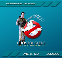 Ghostbusters Dock Icon by Dohc-WP