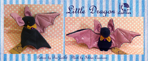 Little Dragon Bat by Ishtar-Creations