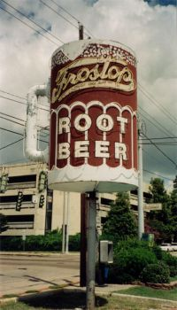 frostop root beer by futurowoman