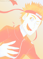 Color Palette Challenge - Naruto by Nurbzwax