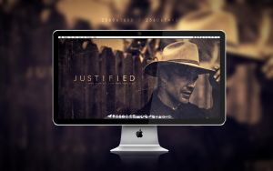 Justified Wallpaper by Martz90