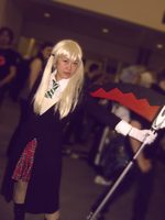 cosplay Maka by palmereap