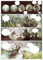 Brigada Pages Preview 2c by EnriqueFernandez