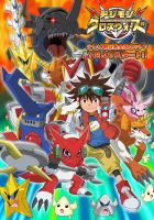 Digimon Xros Wars by Brillonsloup