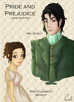 Pride and Prejudice by MissOne