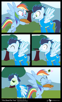 Comic Block: It's Good For You by dm29