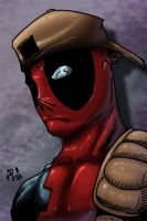 deadpool... by psychoheat