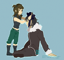 Adrian and Ame by Chicky--poo