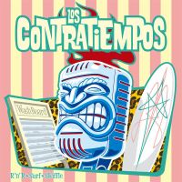 Los Contratiempos CD Cover by autero