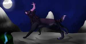Art Fight-Lilian Nightshade by LadyLirriea