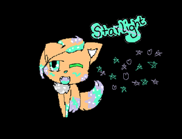 Starlight the cat :.adopted.: by xXCrona-CakesXx