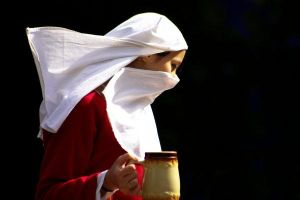 whitescarf by johsny