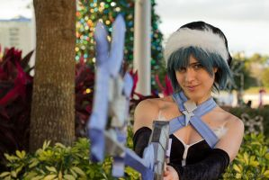 Christmastown Aqua-3 by leppa-berry