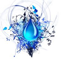 water-icon by 3cookec