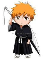 Bleach - Ichigo by nihase