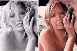 Charlize Theron KYOA by ArielRGH