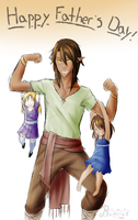 SoC: DAY OF THE DAD. by Rumiiya
