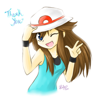 Thank you PunchSydeiron by firehorse6