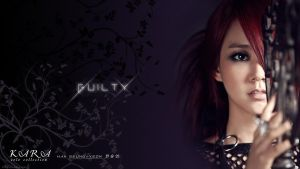 Kara - SeungYeon Solo Collection (Guilty) by zadelim