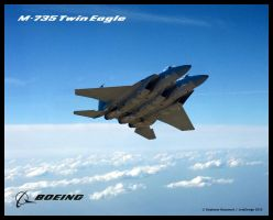 Boeing M-735 Twin Eagle by Bispro