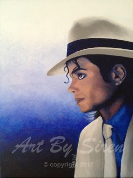 Smooth Criminal - Oct 25, 2012 by ArtbySiren