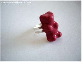 .:Gummy ring:. for sale by SaMtRoNiKa