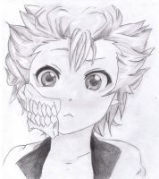 Chibi Grimmjow by Jeageractive