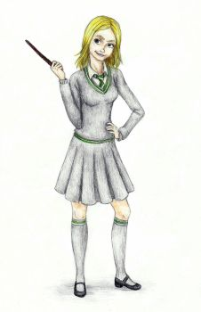 The Adventures of Harriet Potter: Year 4 - Ch35 by the-mind-of-kleinnak