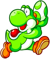 Little Yoshi by JamesmanTheRegenold
