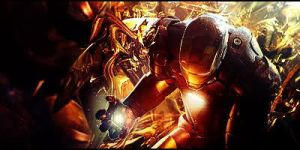 IronMan by Wallbanger6