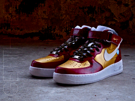 Iron Man AF1 Custom by gettherec