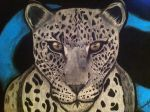 Snow Leopard by ClickedPencils