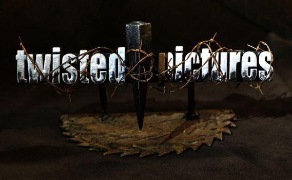 Twisted Pictures Logo by atsouza